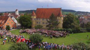 Rückblick Sommerfest 100 Jahre MV Hirrlingen